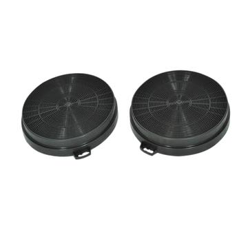 Filter kit carbon twin (2) pk