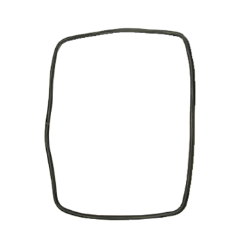 Gasket cavity oven