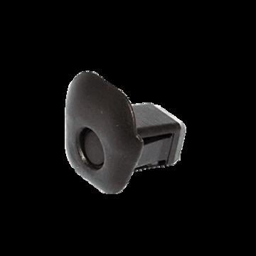 Grommet side mount/door guide