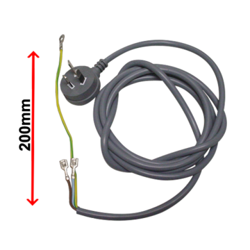 Cord service 10a 2150mm