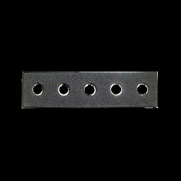 Gasket button push switch
