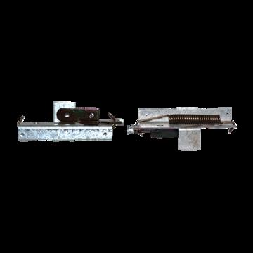 Hinge & spring kit lh/rh grill