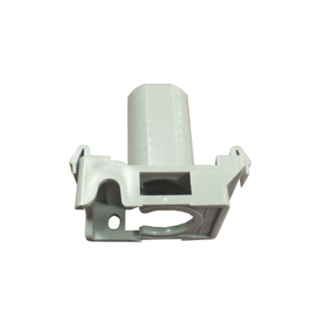 Guide foot central rear