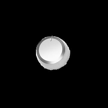 Knob control tc4 silver