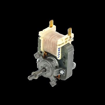 Motor oven fan