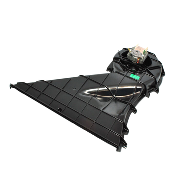 Motor fan cooling - bios