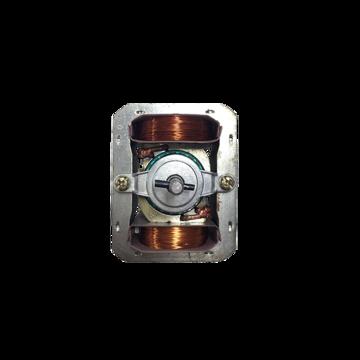 Motor clockwise