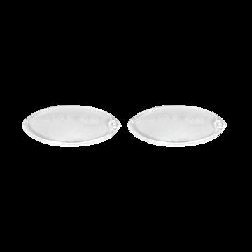 Lens diffuser kit of 2