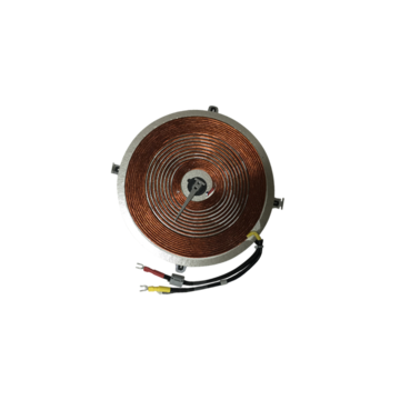 Element coil induction 210mm