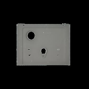 Liner catalytic oven top
