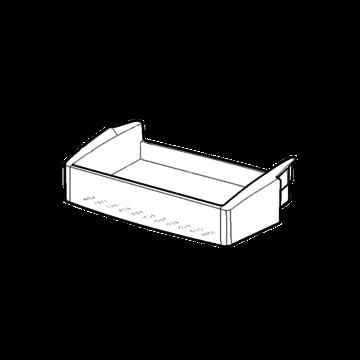 Bin half width