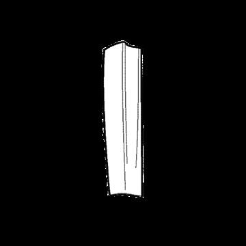 Cover handle lh/rh