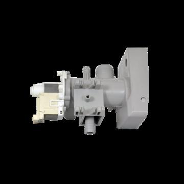 Pump drain + body assy rim g23