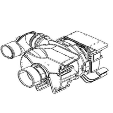 Pump re-circ/heater complete