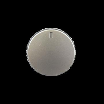 Knob control thermostat