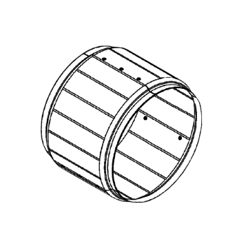Drum, complete