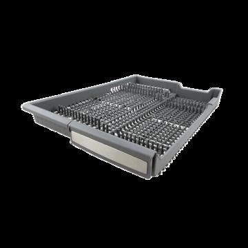 Tray large upper left grey