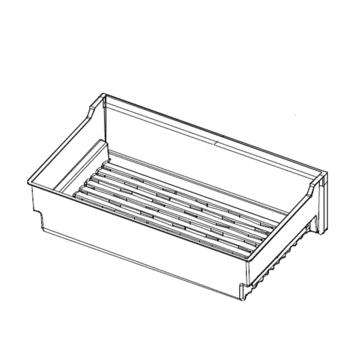 Bin drawer freezer sml