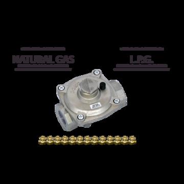 Gas conversion kit lp or ng