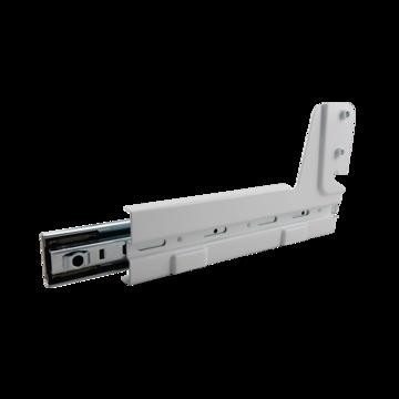 Slider telescopic rail lh asy