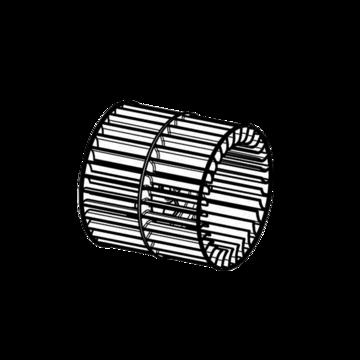 Fan turbine blower