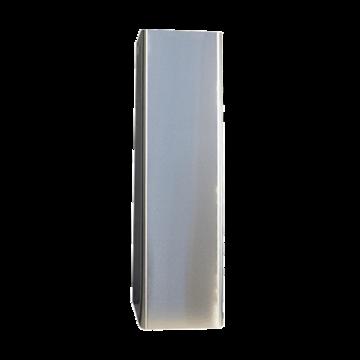 Flue extension - st/st 1200mm