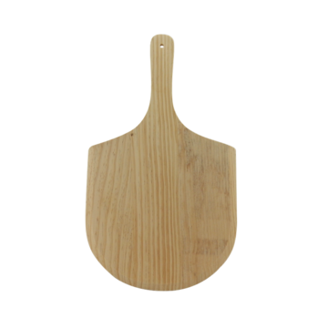 Paddle pizza wooden 12 inch