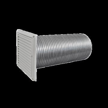 Vent wall 150mm flue