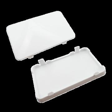 Cover deodorizer white