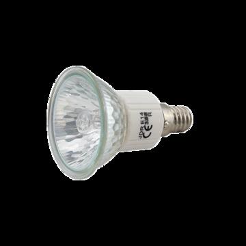 Lamp halogen 40w e14  220v