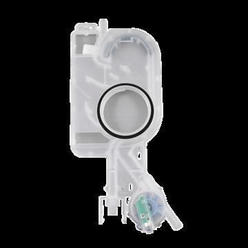 Tank air break & flow meter