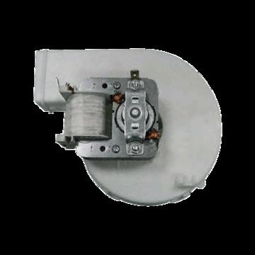 Motor fan turbo