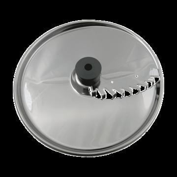 Disc assembly shredding disc