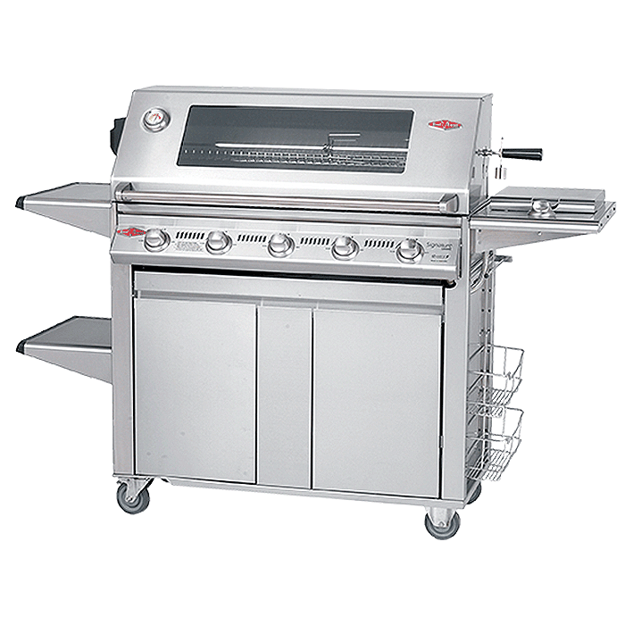 Bs19640 barbecues