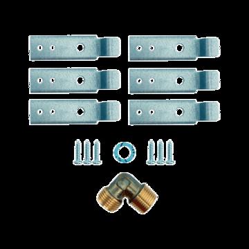 Inlet & clip kit
