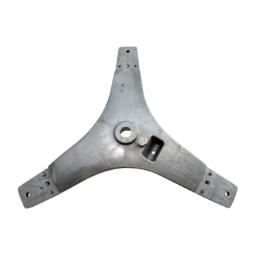 Plate bowl support assy