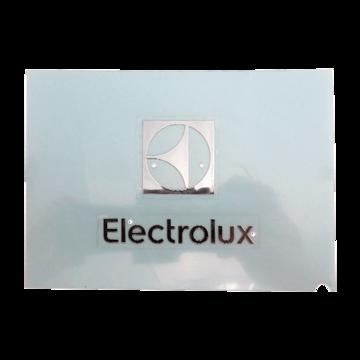 Badge electrolux electroformed