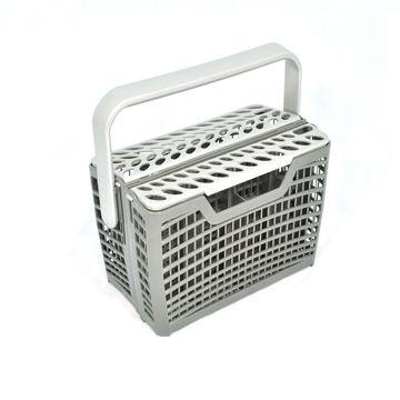 Acc107 cutlery basket assembly grey universal accessory performance dishwashing dishwasher electrolux dishlex westinghouse simps