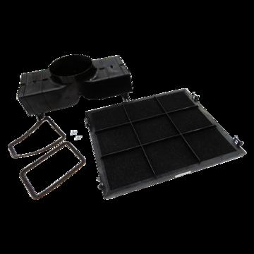 Adaptor kit recirc inc filters